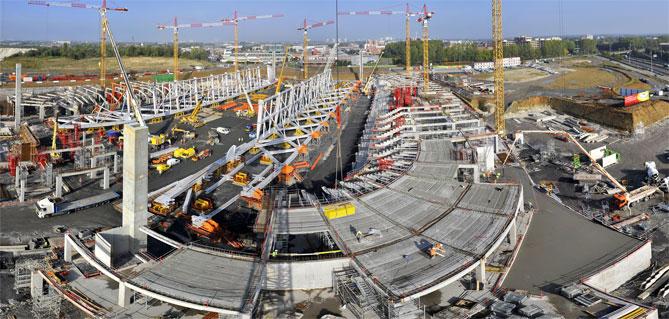 Eiffage - Stade de Lille